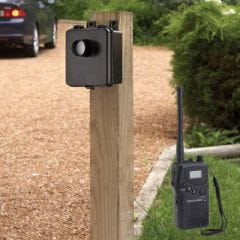 Long Distance Transmitter and Hand Held Receiver