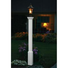 Classic Lamp Post (74 inches tall)