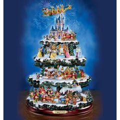 Ultimate Disney through the Years Christmas Tree
