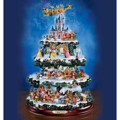 Ultimate Disney through the Years Christmas Tree