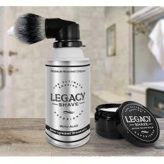 Legacy Shaving Set