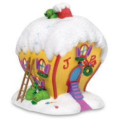 """Cindy-Lou Who's House"" The Grinch Village Accessory"