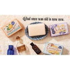 Vintage Inspired Soap (Set of 3)