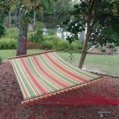 Trellis Garden Quilted Hammock