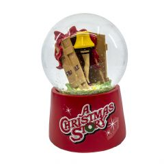 A Christmas Story Musical Snow Globe