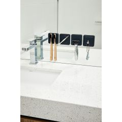4-in-1 Bathroom Organization