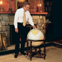 Statesman Illuminating Globe