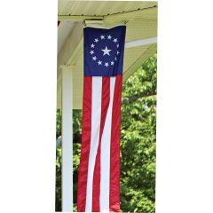Colonial Stars Bunting Pulldown