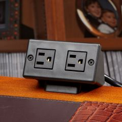 Dual Outlet Power Dock