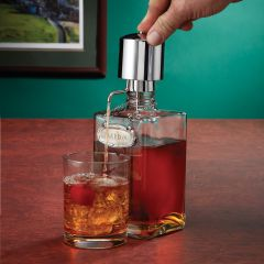 Pump Decanter