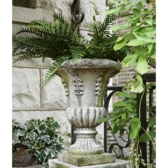 Six-Sided Planter Urn