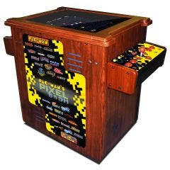 Pac-Man's Pixel Bash Cocktail Table