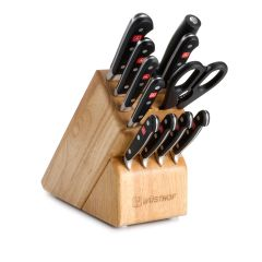 WUSTHOF Classic Twelve Piece Block Set