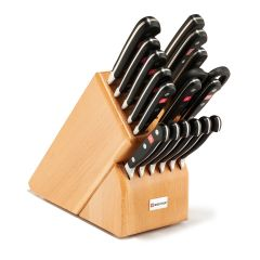 WUSTHOF Classic Eighteen Piece Block Set