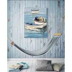 Weatherproof Canvas Art - Tranquil Trio
