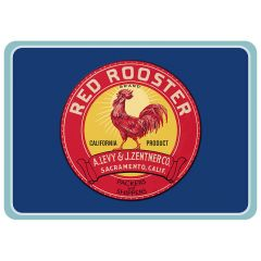 Red Rooster Label Premium Comfort Mat