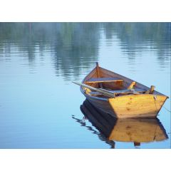 Weatherproof Canvas Art - Calm Waters