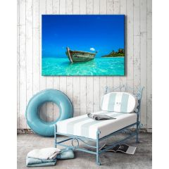 Weatherproof Canvas Art - Drift Away