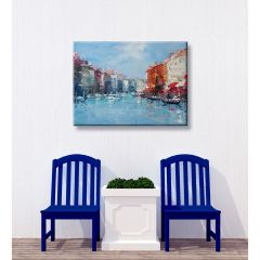 Weatherproof Canvas Art - Dreaming Venice