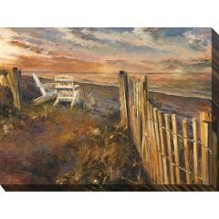 Weatherproof Canvas Art - Front Row Seats