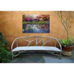 Weatherproof Canvas Art - Reflections