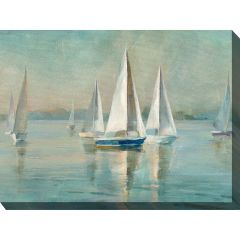 Weatherproof Canvas Art - Smooth Sailing