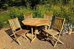 Cape Cod Folding Dining Table