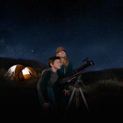 PowerSeeker Telescope