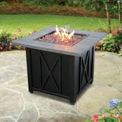 Barnwood Gas Fire Pit