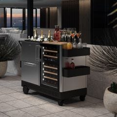 Ultimate Outdoor Mobile Bar