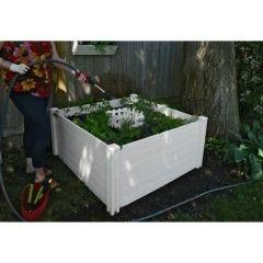 Classic Raised Composting Garden