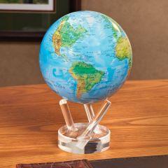 Rotating Solar Globe (4 1/2 inch diameter)