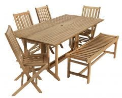 Kensington Folding Dining Table