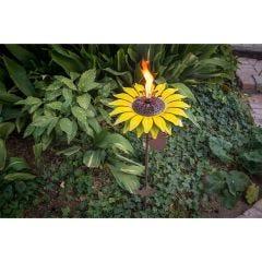 Sunflower Garden Torch