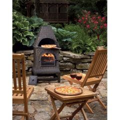 3-in-1 Outdoor Pizza Oven