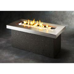 Key Largo Crystal Fire Table