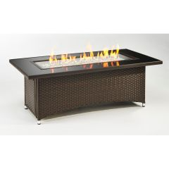 Montego Crystal Fire Pit Table