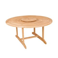 Royal Round Teak Table