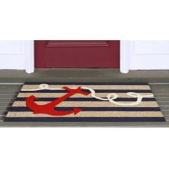 Lifestyle Indoor / Outdoor Porch Rug – Anchor