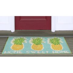 Lifestyle Indoor / Outdoor Porch Rug – Home Sweet Home