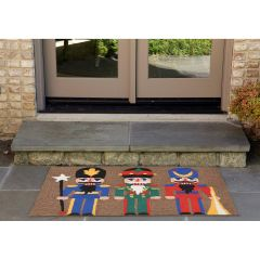 Lifestyle Indoor/Outdoor Porch Rug – Nutcracker