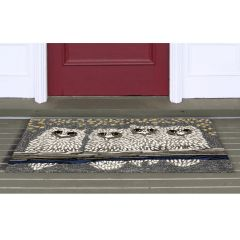 Lifestyle Indoor / Outdoor Porch Rug – Owls