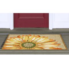 Lifestyle Indoor / Outdoor Porch Rug – Sunflower