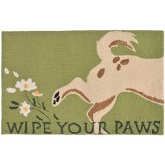 Lifestyle Indoor / Outdoor Porch Rug – Wipe Your Paws