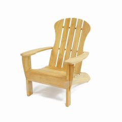 Adirondack Lounge Teak Chair