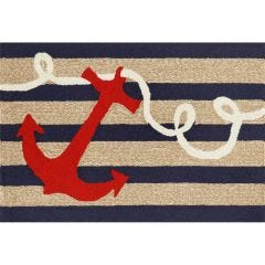 Lifestyle Indoor / Outdoor Runner Rug – Anchor