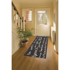 Lifestyle Indoor / Outdoor Runner Rug – Bistro