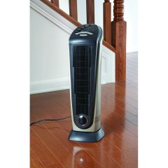 Deluxe Oscillating Tower Ceramic Heater