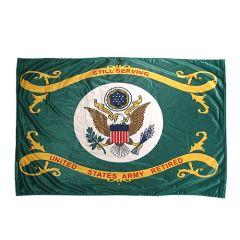 Army Eagle Flag (3 by 5 feet)