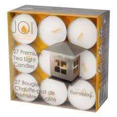 27 Premium Tea Light Candles